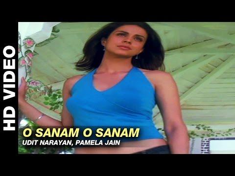 Download O Sanam O Sanam - Jurm   Udit Narayan, Pamela Jain   Bobby Deol & Lara Dutta HD Video