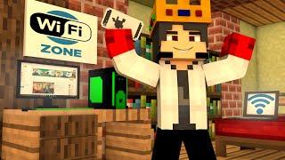 7 Formas de conseguir WI-FI gratis  ‹ Minecraft Machinima ›