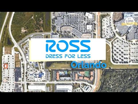 ROSS DRESS FOR LESS® ORLANDO, FLORIDA!