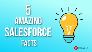 5 Facts You Didn't Know About Salesforce