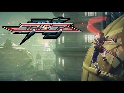 Trailer de Strider