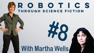 The RTSF Podcast | Episode 8 | Martha Wells