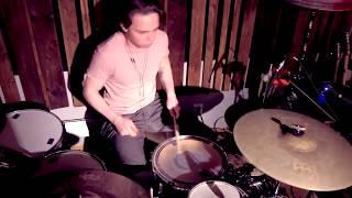 Strangers - Sigrid - drum cover by Sander Valset