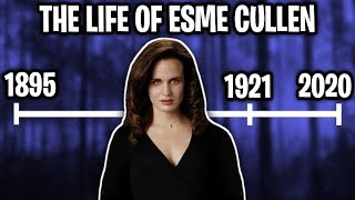 The Life Of Esme Cullen (Twilight)