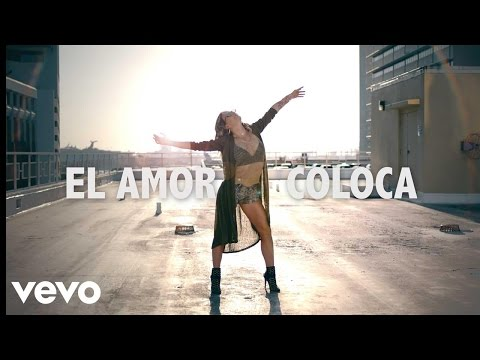 El Amor Coloca - Maria Jose (Video)