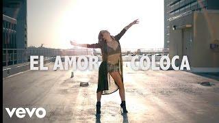 Video El Amor Coloca de Maria Jose
