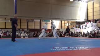 8 EC 1/2 16-17, -65 Dmitry Grechukha (Russia) - Pavel Sidorov (Russia, aka)