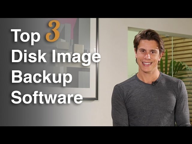 Top 3 Best Disk Image Backup Software of 2017