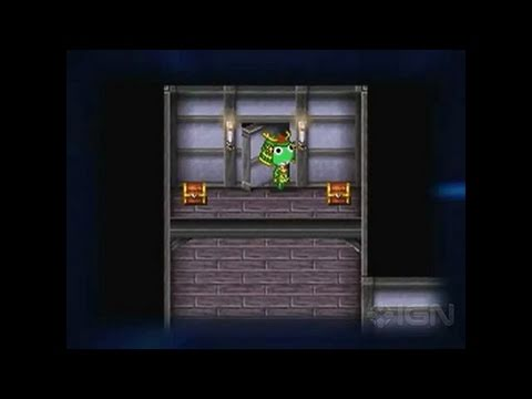 Keroro RPG Nintendo DS