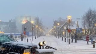 Iceland blizzard brings 149 mph winds, up to 10 feet