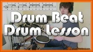 ★ Brianstorm (Arctic Monkeys) ★ Drum Lesson | How To Play Drum Beat (Matt Helders)
