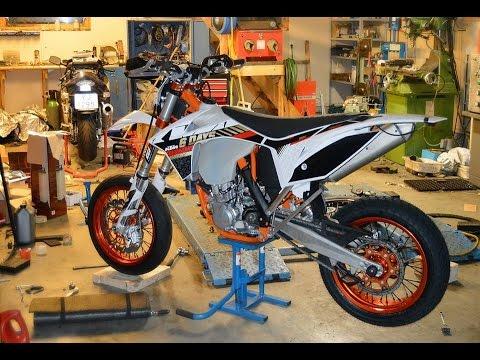 KTM Exc 500 Sixdays