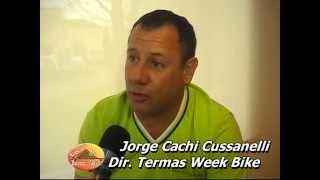 Jorge Cachi Cussanelli Termas Week Bike GP en Voces de BA-Informe CarlosUrquiza