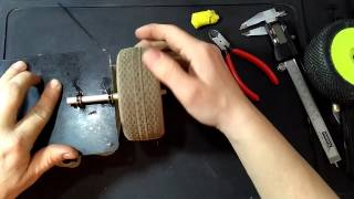 DIY - How To Build RC Tire Balancer - Homemade