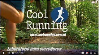 Laboratorio para Corredores Cool Running