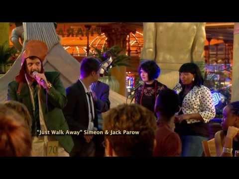 Jack Parow & Simeon – Just Walk Away