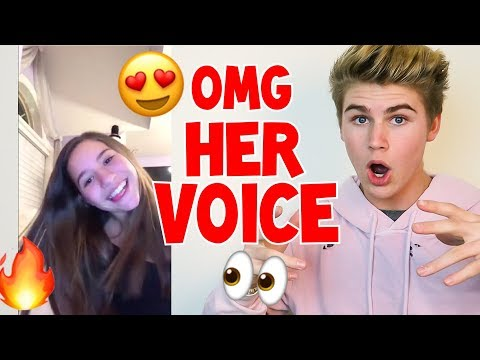 MUST WATCH! MACKENZIE ZIEGLER REAL VOICE *COVER* (WATCH) INSTAGRAM VIDEO **REACTION**