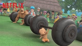 Mighty Little Bheem 🏋️ NEW Series Trailer | Netflix