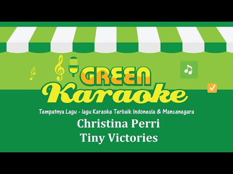 Christina Perri - Tiny Victories (Karaoke)