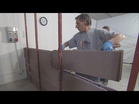 Come costruire una parete facile e veloce con il Sistema Costruttivo Brik