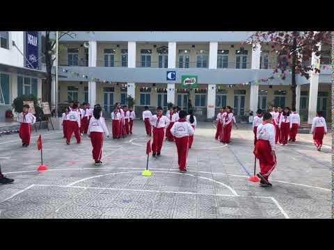 TRƯỜNG TIỂU HỌC THÀNH CÔNG A- Tiết thi GVG của thầy giáo Nguyễn Đình Đảng