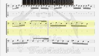 Evergrey   The Solitude Within BASS GUITAR TAB