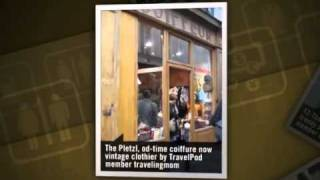 preview picture of video 'The Gentrification of the Pletzl Travelingmom's photos around Marais, Paris, France (slideshow)'