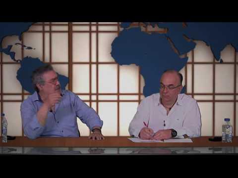 Συνέντευξη του Αντώνη Καγκελίδη, Πρόεδρος του 'Ευσταθίου Χωραφά'