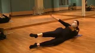 香音先生のダンス講座~一緒にやってみよう⑤~腹筋・背筋のサムネイル画像