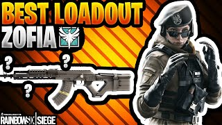 ZOFIA BEST CLASS SETUP! - RECOIL PATTERNS - RAINBOW SIX SIEGE - OPERATION WHITE NOISE DLC