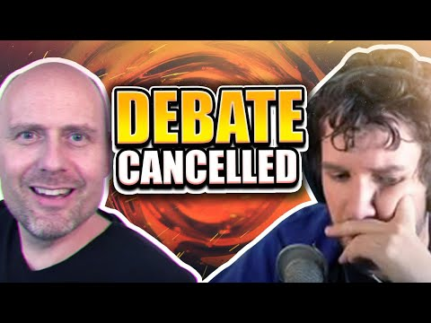 Why the Stefan Molyneux debate got cancelled