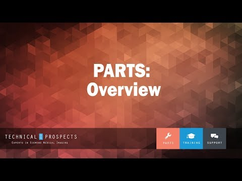 Technical Prospects Parts: Overview