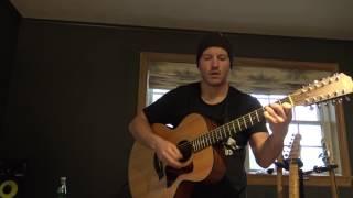 Dustin Switzer -The Beauty of Wynona (Daniel Lanois cover) 4K