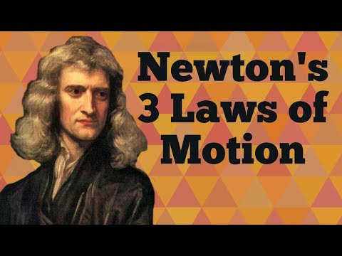 Download Newton's 3 Laws of Motion for Kids: Three Physical Laws of Mechanics for Children - FreeSchool Mp4 HD Video and MP3