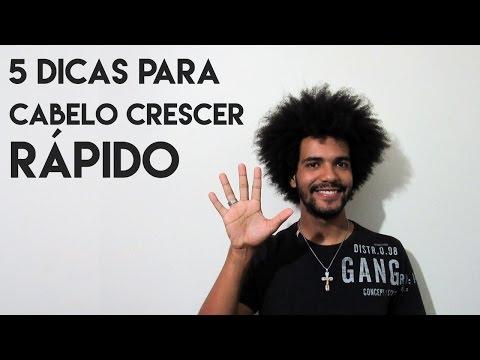 5 DICAS PARA CABELO CRESCER RÁPIDO E SAUDÁVEL