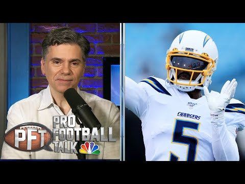 What's next for Tyrod Taylor, Chargers after fiasco? | Pro Footballl Talk | NBC Sports