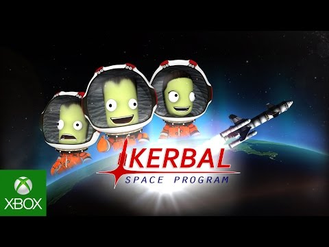 Trailer de Kerbal Space Program