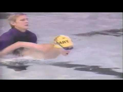 Dra. Monika Schloder (EE.UU) Especialista en técnicas de natación de estilos conplejos de enseñar .