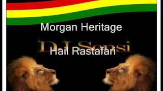 Morgan Heritage Hail Rastafari