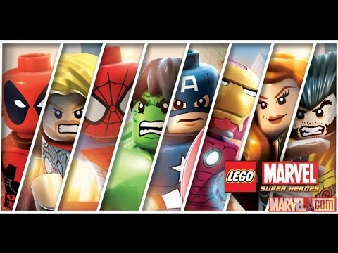 Видео № 2 из игры LEGO Marvel Super Heroes [PS3]