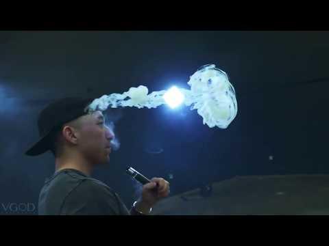 Лучшие трюки с дымом Вейп