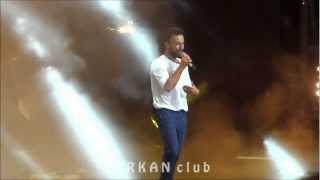 """TARKAN: """"Hatasız Kul Olmaz"""" Encores - Live @ Harbiye, Istanbul - August 28-29, 2012"""