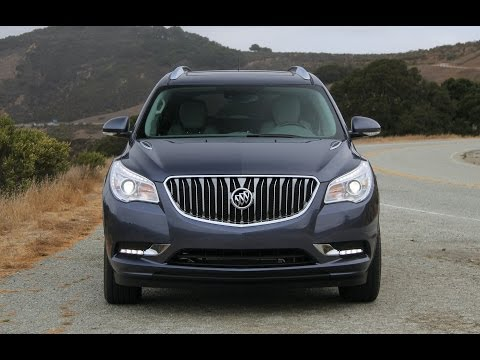 2014 Buick Enclave Review & Road Test
