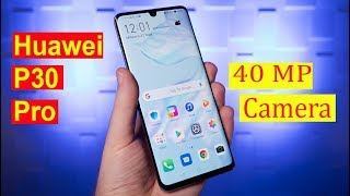 Huawei P30 Pro Price In Bangladesh || 40 Mega Pixel Camera ||