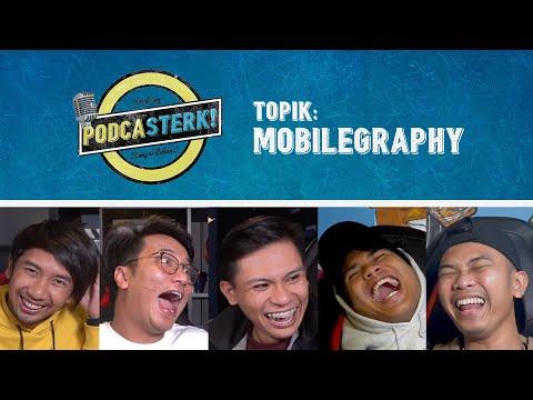 PodcaSTERK!: MOBILEGRAPHY w/ K Amin | Sterk Production