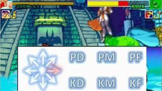 Transformaciones y Shun-Goku-Satsu ryu