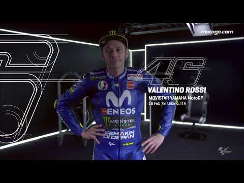 The rush, the speed, the will to win: This is Valentino Rossi