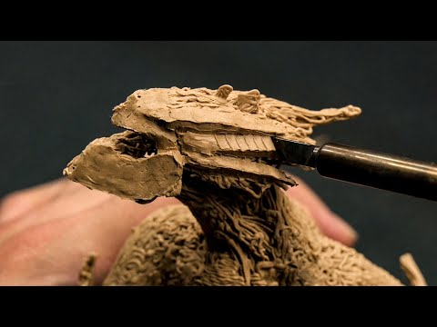 3d sculpture using 3d pen by 3d sanago