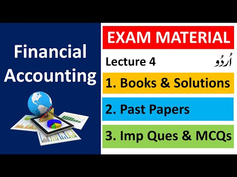 Lec 4: Exam Material financial accounting solved question papers ...