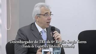 1ª Jornada Jurídica Online ILMM - Palestra Des. Sérgio Torres